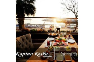 Kahve Deryası & Kaptan Köşkü'nden Nefis Serpme Kahvaltı Menüsü