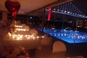 Princess Hotel Ortaköy'de Romantik Evlilik Teklifi Programı