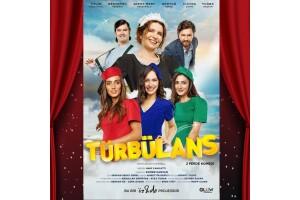 'Türbülans' Tiyatro Oyunu Bileti