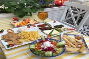 Symbol Cafe'de Nefis Fix Menü
