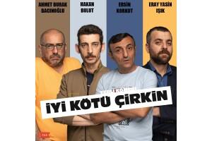 'İyi Kötü Çirkin' Tiyatro Bileti