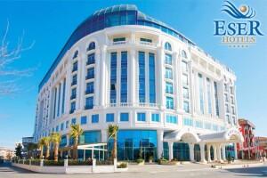 Eser Premium Hotel Çift Kişilik Konaklama