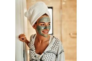 1 Seans Güzellik Maskesi Mineralli Güzellik Maskesi Kaplıca Kullanımı