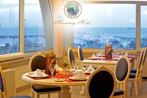 Yenikapı Blue Marmaray Hotel'de Açık Büfe İftar Menüsü