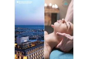 Wyndham Grand Istanbul Kalamış Marina Hotel'de 2 Kişilik Konaklama