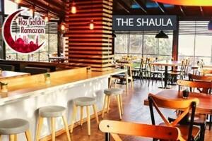 Beylikdüzü The Shaula Cafe'de Leziz İftar Menüsü