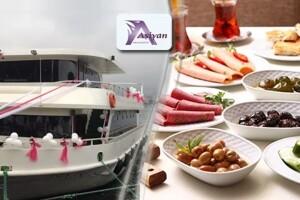 Aşiyan Organizasyon'dan Boğaz Turu & Teknede Açık Büfe Kahvaltı