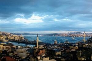 Süleymaniye Sefa-i Hürrem'de Boğaz'a Nazır Sınırsız Çay İle Kahvaltı