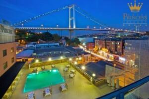 5 Yıldızlı Ortaköy Princess Hotel Hemera Restaurant'ta Yemek Menüsü