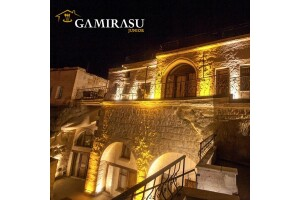 Kapadokya Gamirasu Junior Mağara Otel'de Konaklama Seçenekleri