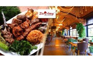 Çukurambar Ziverbey Restaurant'ta Çift Kişilik Karışık Kebap Menüsü