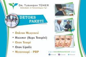 Dr. Turanşah Tümer Tamamlayıcı Tıp Merkezi Sağlık/Güzellik Hizmetleri