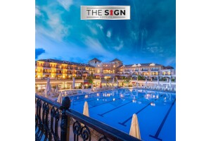 The Sign Şile Hotel & Spa'da Çift Kişilik Konaklama Seçenekleri