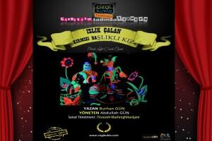 'Islık Çalan Kırmızı Başlıklı Kız' Çocuk Tiyatro Oyunu Bileti