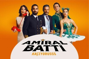 'Amiral Battı Kaçıyorusss' Tiyatro Bileti