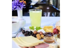Anka Business Park Hotel Küçükyalı'da Açık Büfe Kahvaltı Keyfi