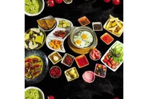 Ada Kahvesi'nde Kişi Başı Enfes Serpme Kahvaltı Keyfi