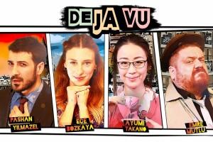 Ünlü Oyuncuların Sahnelediği 'Dejavu' Tiyatro Oyunu Bileti