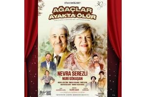 'Ağaçlar Ayakta Ölür' Tiyatro Bileti