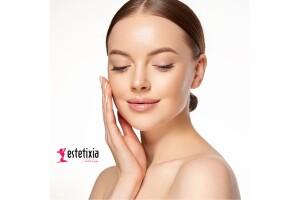 FSM Bulvarı Estetixia Estetik Form'da Cilt Bakımı Uygulaması