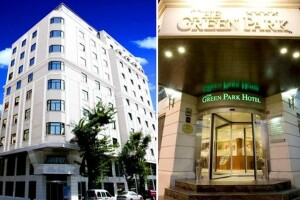 The Green Park Hotels & Resorts Taksim'de Kahvaltı Dahil Konaklama