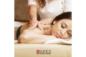 New Ares Spa'da Masaj, Kese Köpük & Islak Alan Seçenekleri