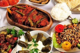 Kubbe-i Aşk'ta Nefes Kesen Manzara Eşliğinde İftar Yemeği