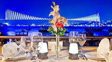 İstanbul Заведения и Рестораны с Видом на Пролив